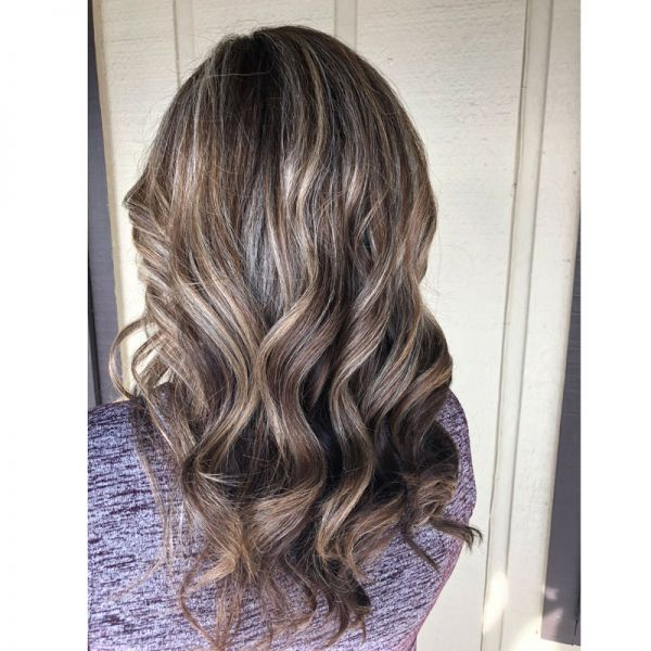 Hair Color Photo Gallery
